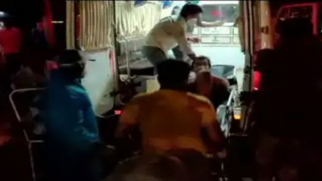 ভারতে করোনা হাসপাতালে অগ্নিকাণ্ড, প্রাণ গেল ১৩ রোগীর