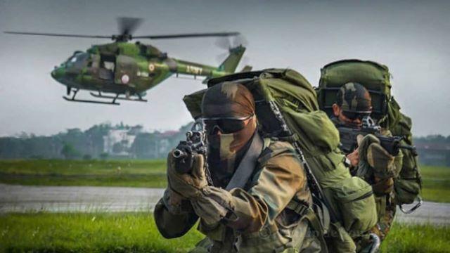 ভারতের 'গোপন' বাহিনী এসএফএফ! - ছবি : সংগৃহীত