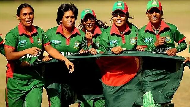 টেস্ট স্ট্যাটাস পেল বাংলাদেশ নারী ক্রিকেট টিম