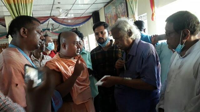 কুমিল্লার ঘটনায় ভারতীয় গোয়েন্দা বাহিনী জড়িত-ডা. জাফরুল্লাহ চৌধুরী